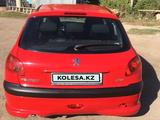 Peugeot 206 2008 года за 2 200 000 тг. в Уральск – фото 4