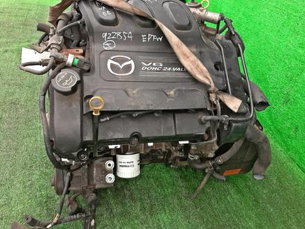 Двигатель MAZDA TRIBUTE EPFW AJ 2003 за 212 573 тг. в Караганда – фото 2