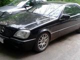 Mercedes-Benz CL 500 1992 года за 4 500 000 тг. в Уральск – фото 2