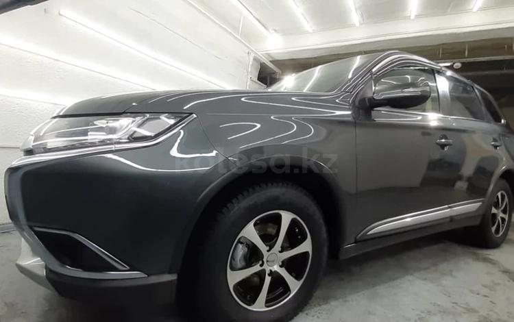 Mitsubishi Outlander 2016 года за 8 800 000 тг. в Алматы