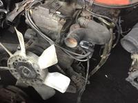 Двигатель на Митсубиси паджеро 1 за 100 тг. в Алматы