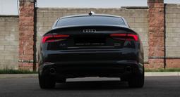 Audi A5 2017 года за 19 000 000 тг. в Алматы – фото 4