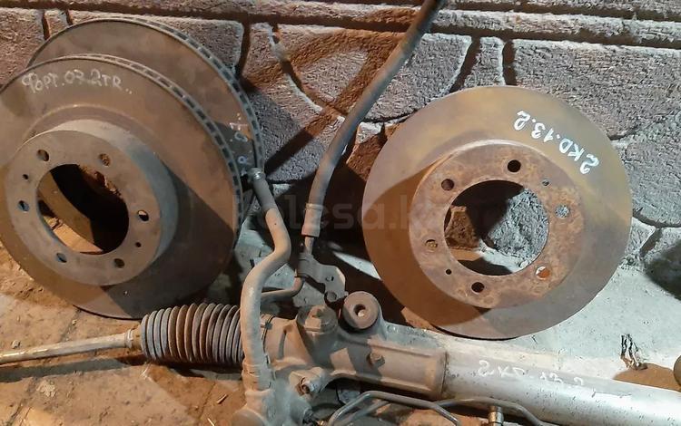 Тормозной диск Тоета Хайлюкс за 15 000 тг. в Алматы