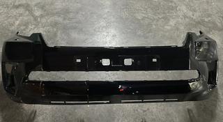 Бампер б/у (оригинал) передний на TLC Land Cruiser Prado 150… за 60 000 тг. в Нур-Султан (Астана)