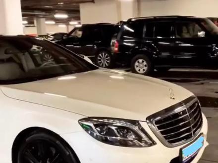 Диски с резиной r19 на Mercedez за 300 000 тг. в Алматы