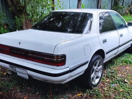 Toyota Cresta 1989 года за 900 000 тг. в Алматы – фото 3