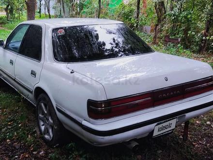 Toyota Cresta 1989 года за 900 000 тг. в Алматы – фото 7