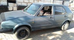 Volkswagen Golf 1991 года за 700 000 тг. в Нур-Султан (Астана) – фото 2