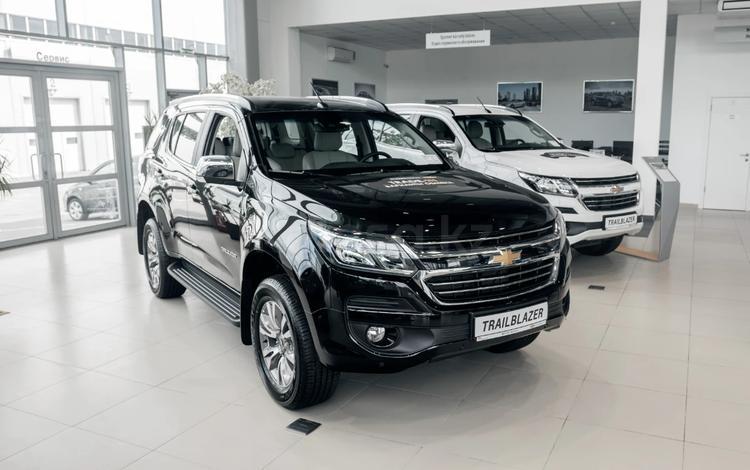 Chevrolet TrailBlazer 2020 года за 14 990 000 тг. в Атырау