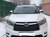 Toyota Highlander 2014 года за 14 500 000 тг. в Уральск
