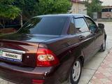 ВАЗ (Lada) Priora 2170 (седан) 2012 года за 1 700 000 тг. в Шу – фото 2