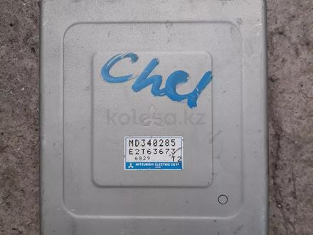 Компьютер двигателя 3 литра на Mitsubishi Challenger в Алматы