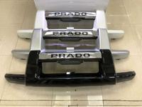 Губа переднего бампера для PR120 за 150 000 тг. в Актобе