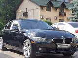 BMW 328 2013 года за 7 900 000 тг. в Алматы – фото 3