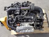 Контрактный двигатель volkswagen golf BLG 1, 4 турбо за 340 000 тг. в Караганда