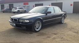 BMW 750 2001 года за 5 500 000 тг. в Костанай