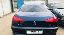 Peugeot 607 2000 года за 1 500 000 тг. в Павлодар