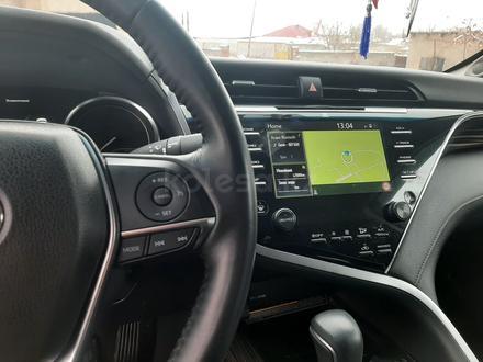 Toyota Camry 2019 года за 14 500 000 тг. в Шымкент – фото 5