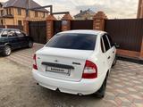 ВАЗ (Lada) Kalina 1118 (седан) 2010 года за 1 150 000 тг. в Костанай – фото 3
