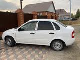 ВАЗ (Lada) Kalina 1118 (седан) 2010 года за 1 150 000 тг. в Костанай – фото 5