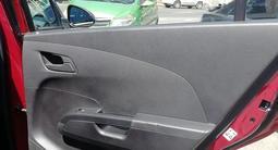 Chevrolet Aveo 2014 года за 3 200 000 тг. в Алматы – фото 2