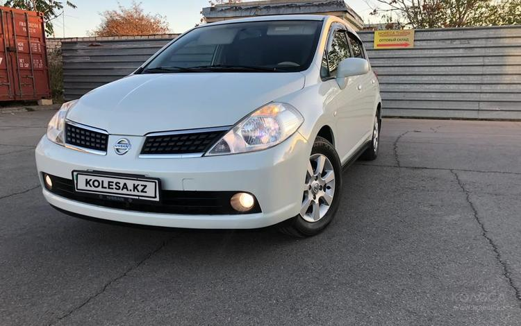 Nissan Tiida 2007 года за 3 600 000 тг. в Актау