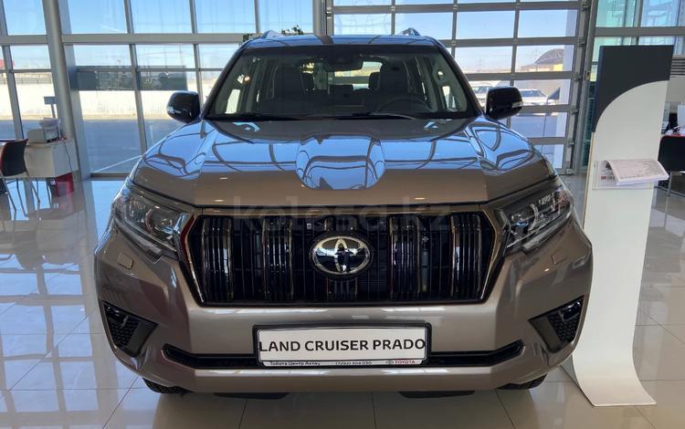 Toyota Land Cruiser Prado 2021 года за 28 450 000 тг. в Актау