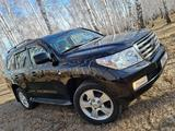 Toyota Land Cruiser 2008 года за 13 300 000 тг. в Петропавловск