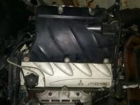 Контрактный двигатель Mitsubishi Outlander 4G69 2.4 l за 235 000 тг. в Семей