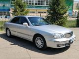 Hyundai Grandeur 2004 года за 2 950 000 тг. в Уральск – фото 3