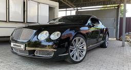 Bentley Continental GT 2006 года за 9 200 000 тг. в Алматы – фото 2