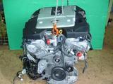 Мотор VQ35 Двигатель infiniti fx35 (инфинити) Двигатель infiniti за 22 321 тг. в Алматы