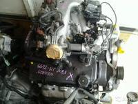 Контрактный двигатель (коробка) МИТСУБИШИ ПАЖЕРО-4 6G72 3л. бензин за 555 тг. в Алматы
