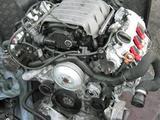 Двигатель Audi BVJ BAR 4.2 FSI за 3 000 тг. в Алматы
