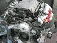 Двигатель Audi BVJ BAR 4.2 FSI за 4 500 тг. в Алматы
