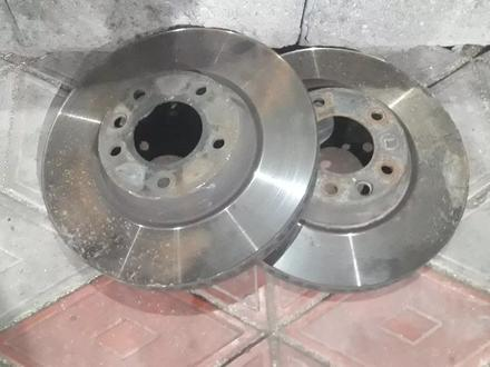 Тормозные диски на Cayenne за 50 000 тг. в Алматы – фото 2