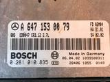 Блок управления двигателя за 35 000 тг. в Костанай – фото 2