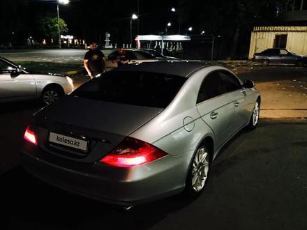 Mercedes-Benz CLS 350 2006 года за 4 200 000 тг. в Караганда – фото 9