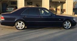 Тюнинг бампер AMG рестайлинг для w140 Mercedes Benz за 50 000 тг. в Алматы – фото 4