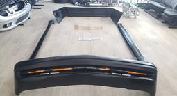 Тюнинг бампер AMG рестайлинг для w140 Mercedes Benz за 50 000 тг. в Алматы – фото 5