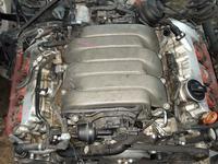 Двигатель Audi a6 c6 идеальном состоянии из Японии за 750 000 тг. в Алматы