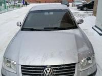 Volkswagen Passat 2002 года за 2 100 000 тг. в Нур-Султан (Астана)