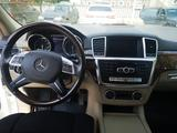 Mercedes-Benz ML 350 2012 года за 12 000 000 тг. в Актобе