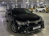 Toyota Camry 2018 года за 11 800 000 тг. в Нур-Султан (Астана)
