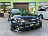 Kia K5 2019 года за 9 900 000 тг. в Шымкент