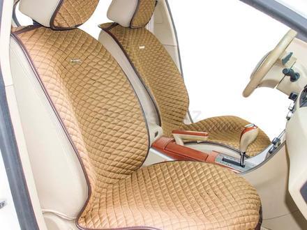 Накидки на сидения премиум класса за 12 200 тг. в Алматы – фото 14