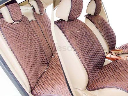 Накидки на сидения премиум класса за 12 200 тг. в Алматы – фото 15