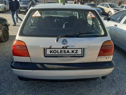 Volkswagen Golf 1996 года за 1 700 000 тг. в Шымкент – фото 2