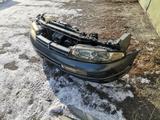 Ноускат мини морда передняя часть кузова ниссан за 200 000 тг. в Алматы – фото 4