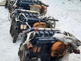 Двигатель WD 615, 618 хово шансиман в Алматы – фото 2